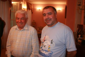 Владимир Войнович и Карэн Агамиров